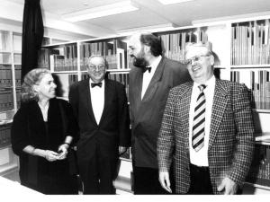 Eröffnung der Bibliothek des KJTZ
