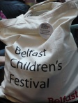 Fotos Belfast Festivalbeutel
