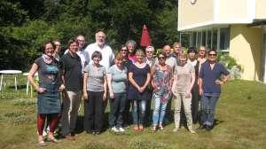 KJTZ Klausur 2014 in Schmitten