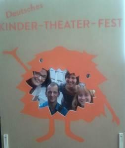 Brigitte Dethier, Christoph Lutz-Scheurle, Meike Fechner, Anna Eitzeroth (von links)