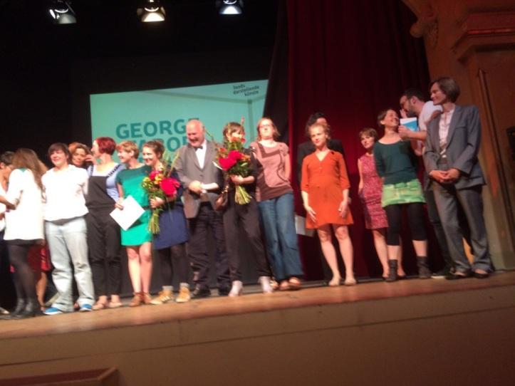 George Tabori Preis 2016