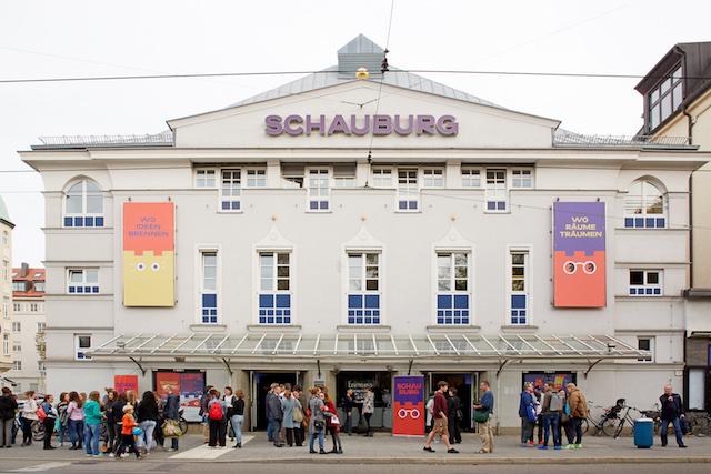 Eröffnung Schauburg - 20.10.2017
